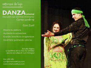 Clases de danza del vientre en Córdoba @ Estudio Regina