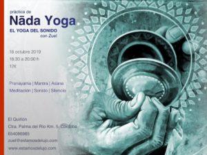 Nāda Yoga. Práctica de yoga del sonido @ El Quiñón