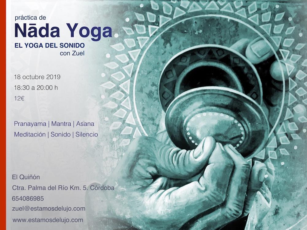 Práctica de Nada Yoga en el Quiñon