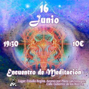 Encuentro de Meditación con Sonido y Geometría. @ Estudio Regina